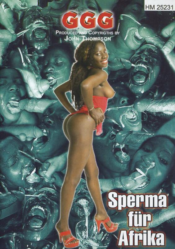 Sperma fur afrika