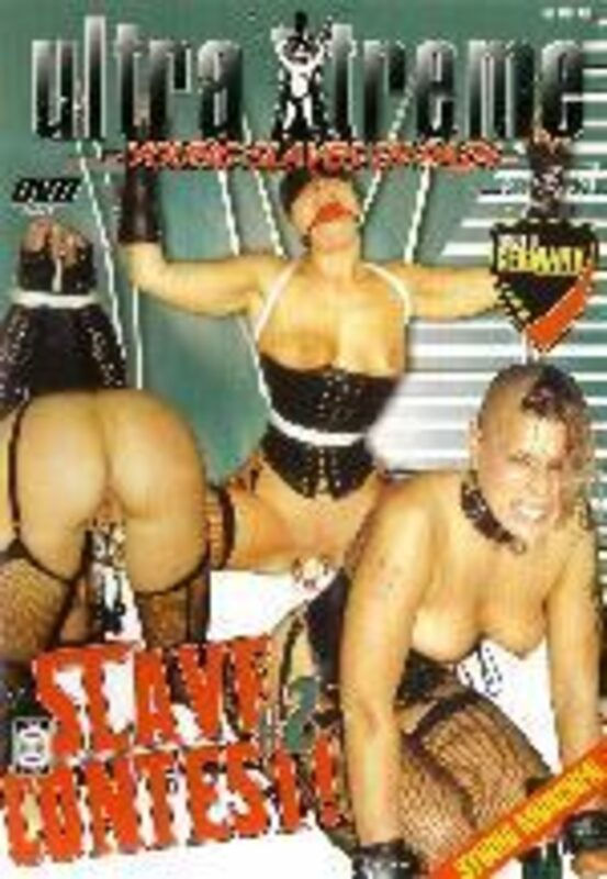 Ultra Extreme young Slaves in Pain - Slave Contest 2! DVD Bild
