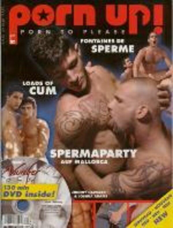 Porn Up Nr. 1 Gay Buch / Magazin Bild