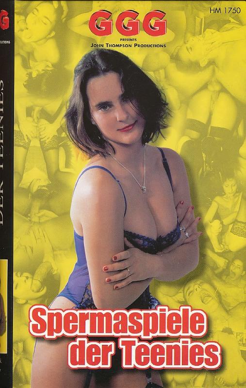 GGG - Spermaspiele der Teenies VHS-Video Bild