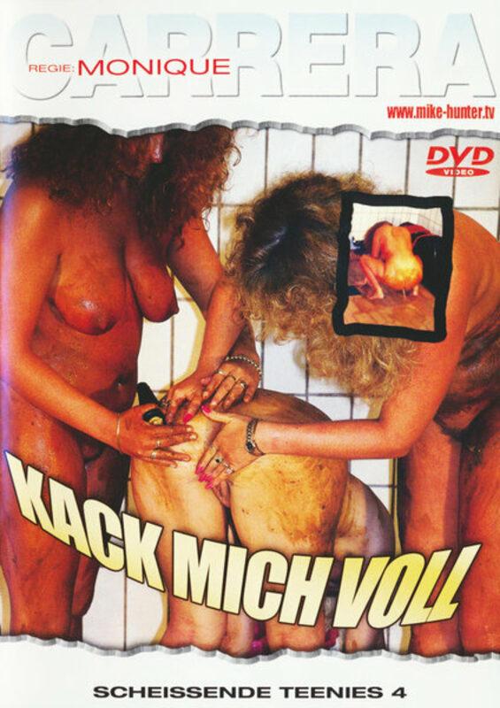 Scheissende Teenies 4 - Kack mich voll DVD Bild