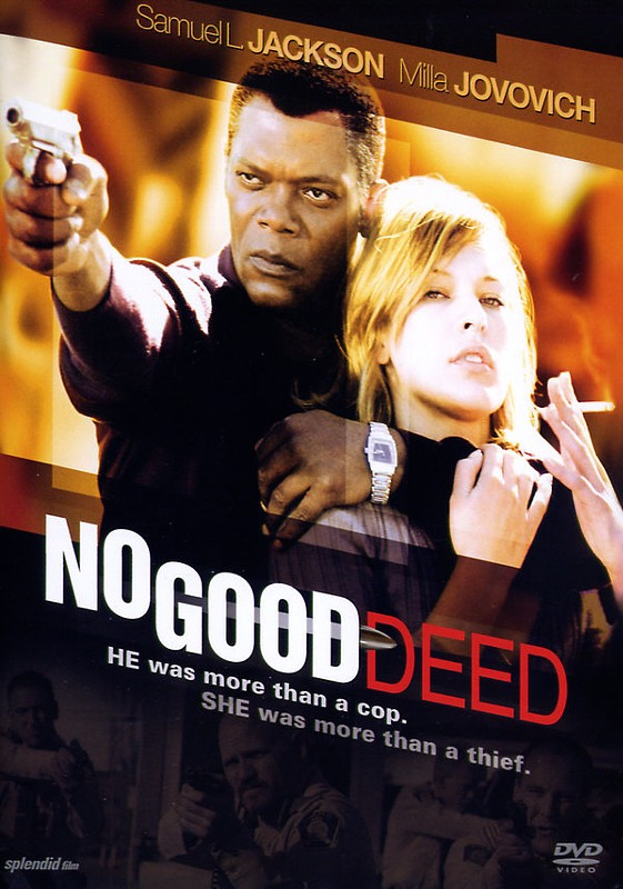 No Good Deed DVD Bild