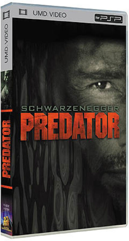 Predator UMD-Video Bild