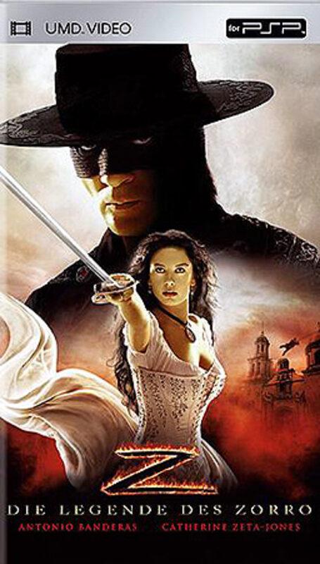 Die Legende des Zorro UMD-Video Bild