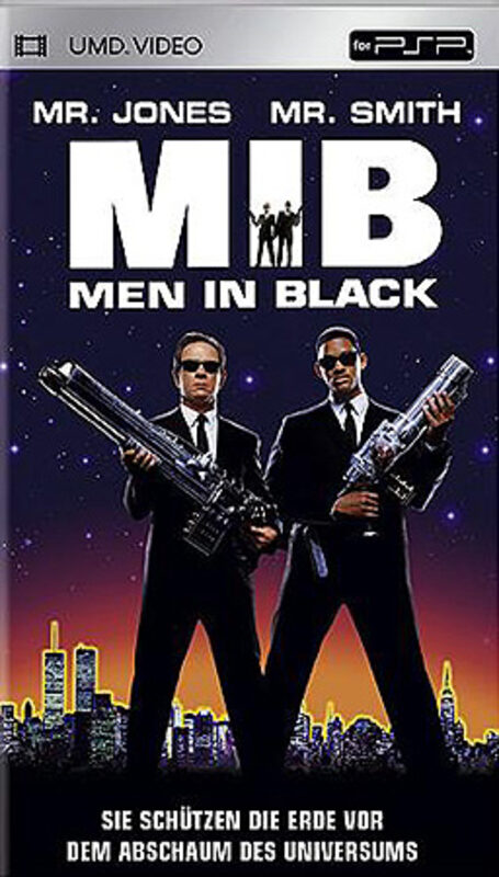Men in Black UMD-Video Bild