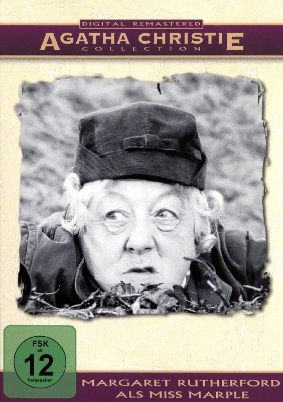 Miss Marple - Box Set  [4 DVDs] DVD Bild