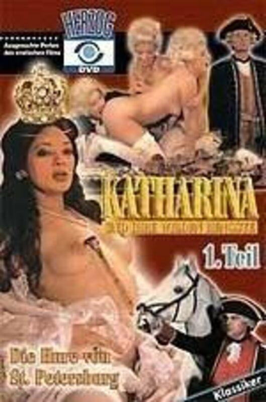 Katharina Die Hure Von St. Petersburg - Director`s Cut DVD Bild