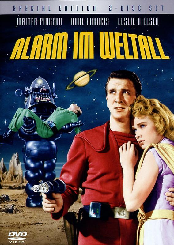 Alarm im Weltall  [SE] [2 DVDs] DVD Bild