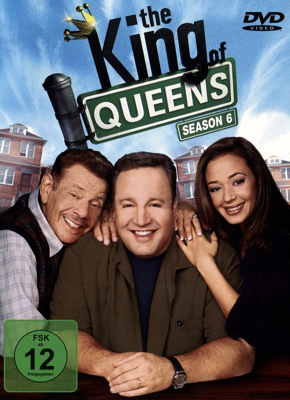 King of Queens - Season 6  [4 DVDs] DVD Bild