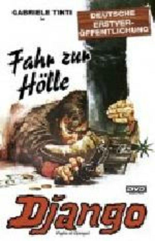 Fahr zur Hölle Django - Uncut Edition Hardbox DVD Bild