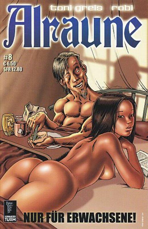 Alraune 8 Comic Bild