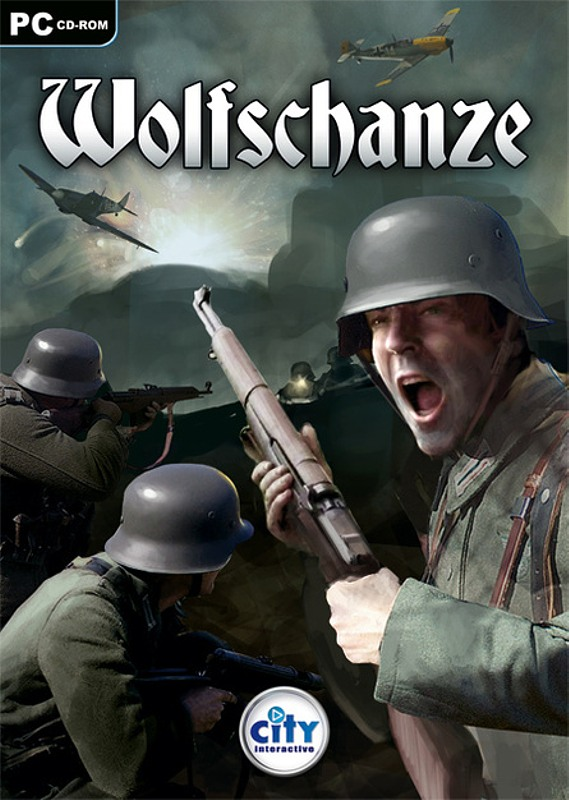 Wolfschanze 1944 The Final Attempt PC.