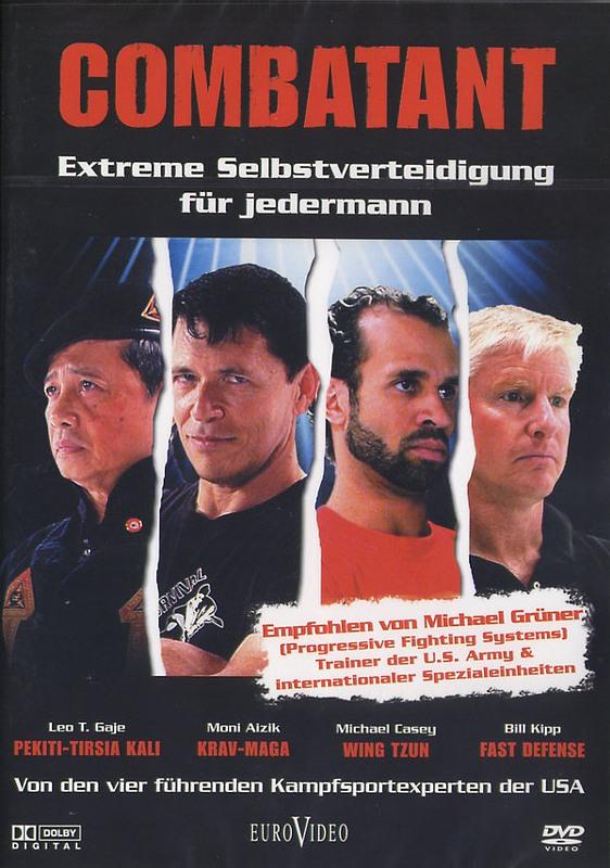 Combatant - Extreme Selbstverteidigung für ... DVD Bild