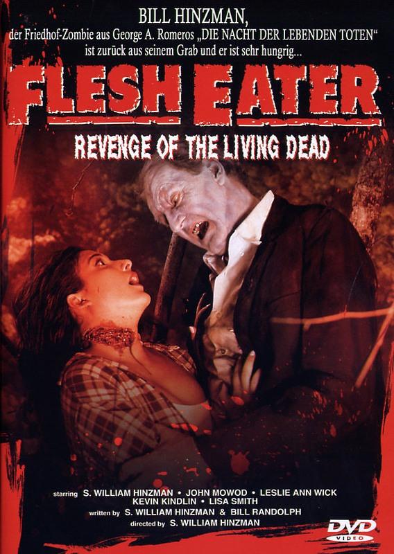 Flesh Eater DVD Bild
