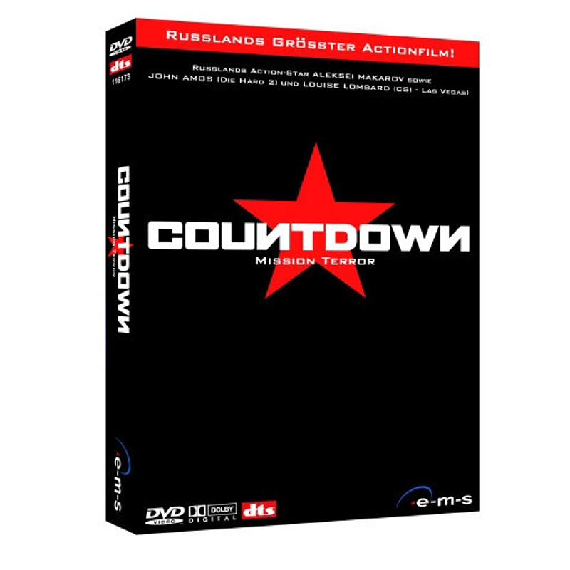 Countdown - Mission Terror DVD Bild