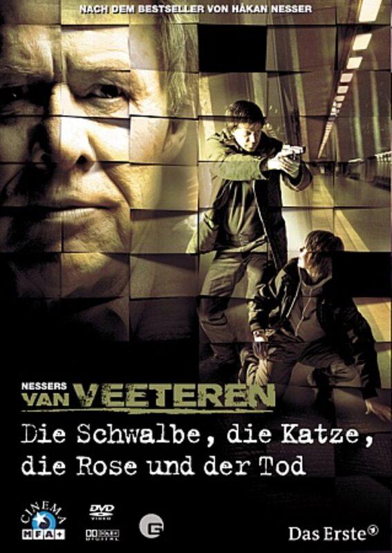 Van Veeteren: Die Schwalbe, die Katze, die Rose und der Tod DVD Bild