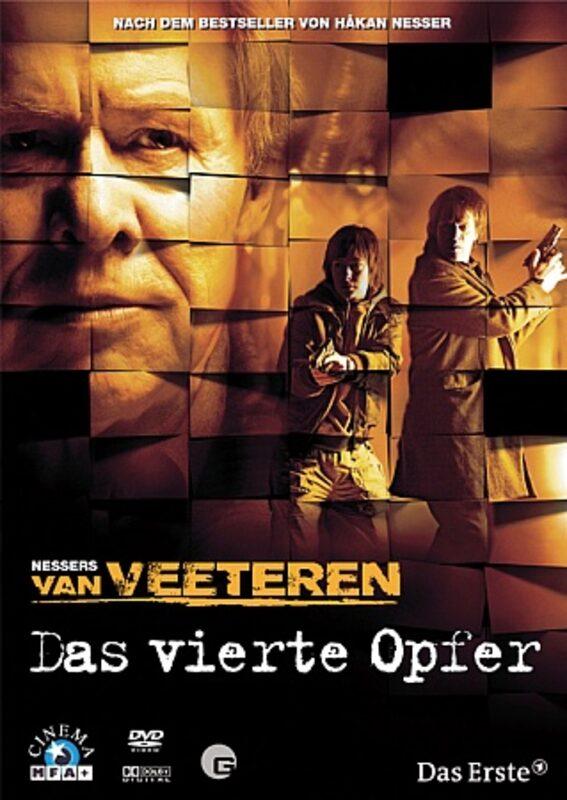 Van Veeteren: Das vierte Opfer DVD Bild