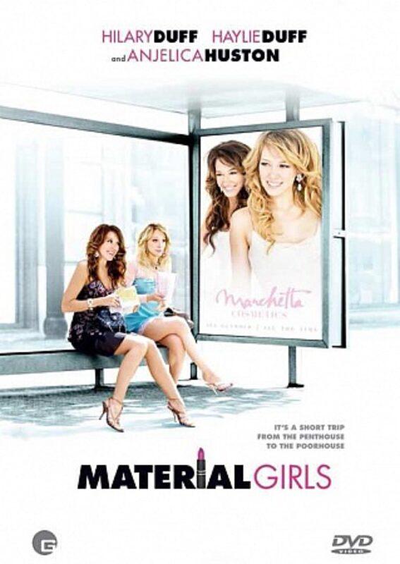 Material Girls DVD Bild