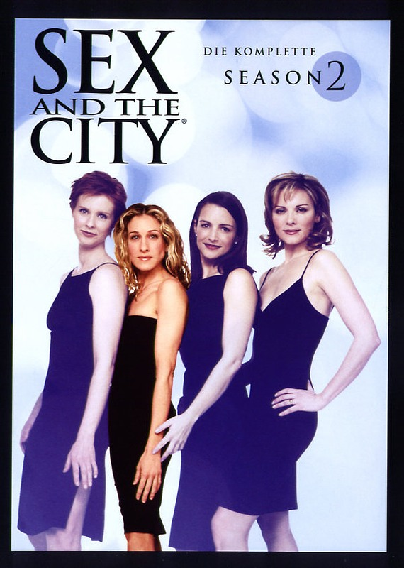DVD Sex and the City - Season Two (Episodes 13-18) .