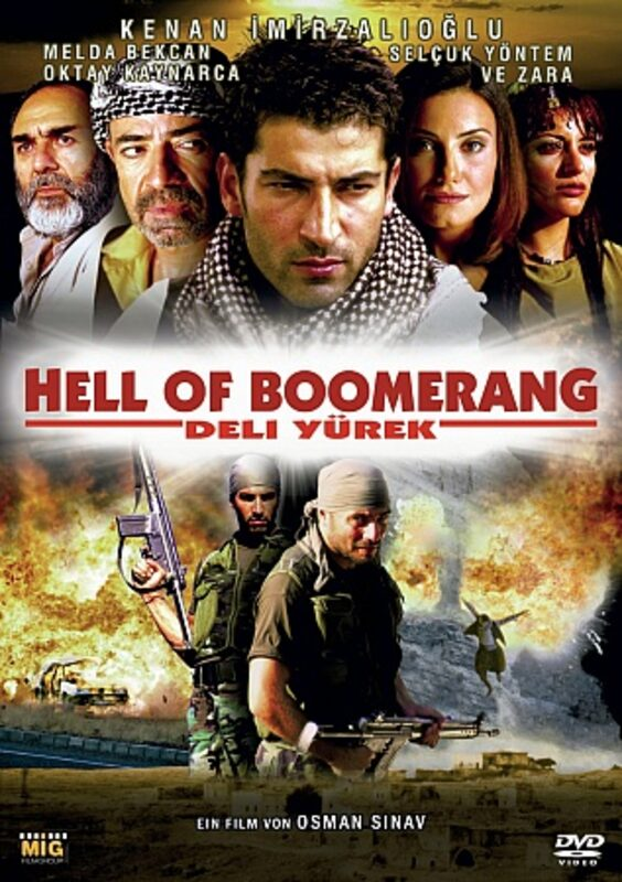 Hell of Boomerang DVD Bild
