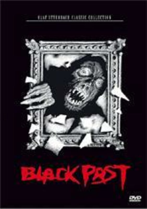 Black Past - The Early Years - Steelbook DVD Bild
