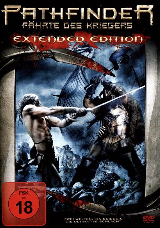 Pathfinder - Fährte des Kriegers - Extended Ed. DVD Bild