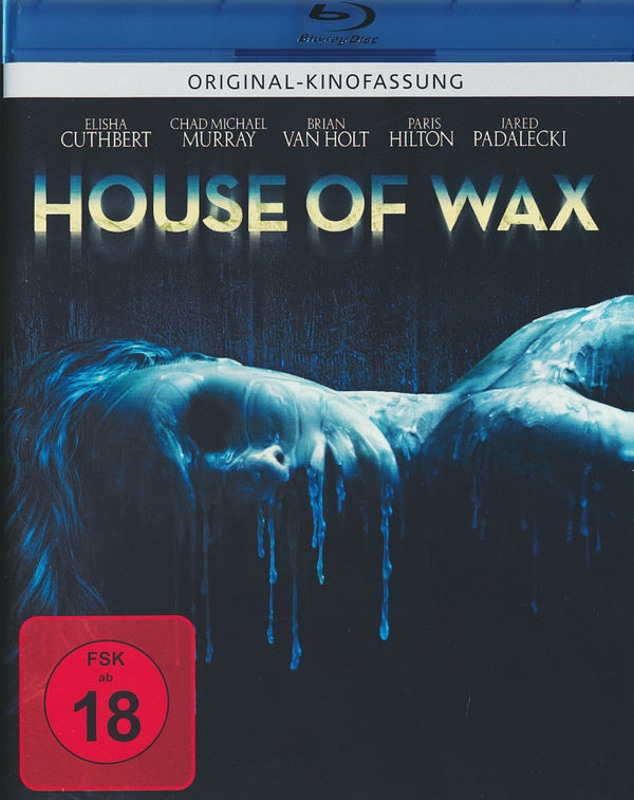 House of Wax Blu-ray Bild