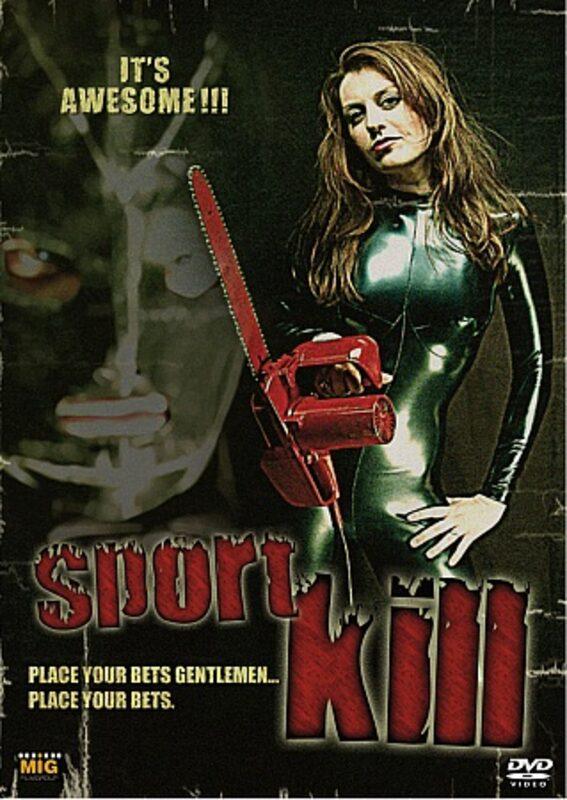 Sportkill DVD Bild
