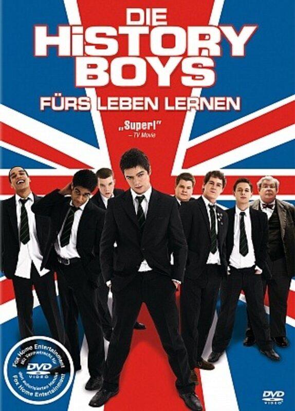 Die History Boys - Fürs Leben lernen DVD Bild