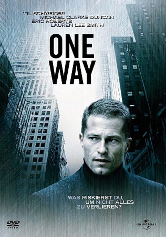 One Way DVD Bild