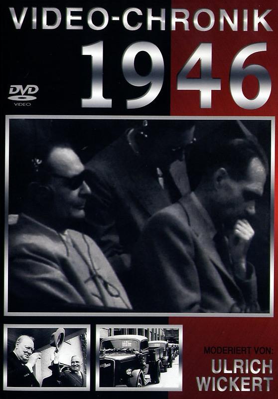 Video Chronik 1946 DVD Bild