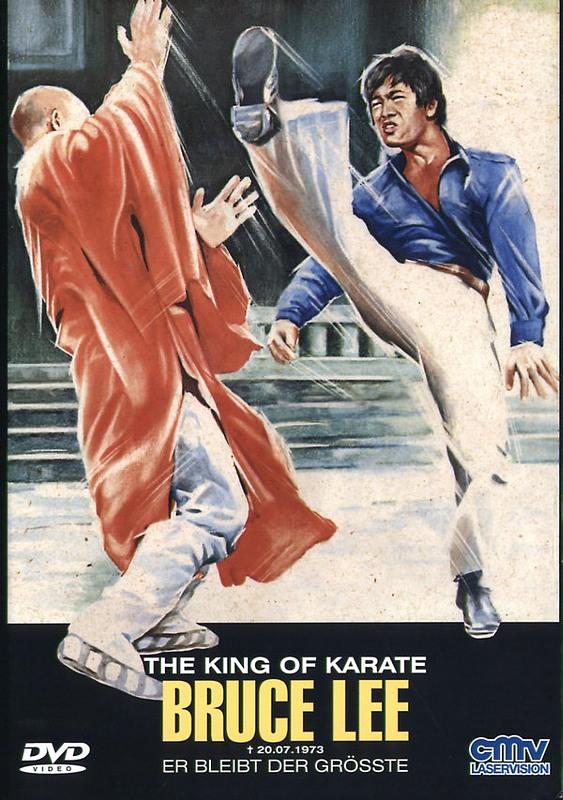 Bruce Lee - Er bleibt der Größte DVD Bild