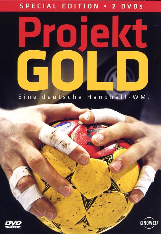 Projekt Gold - Eine deutsche...  [SE] [2 DVDs] DVD Bild