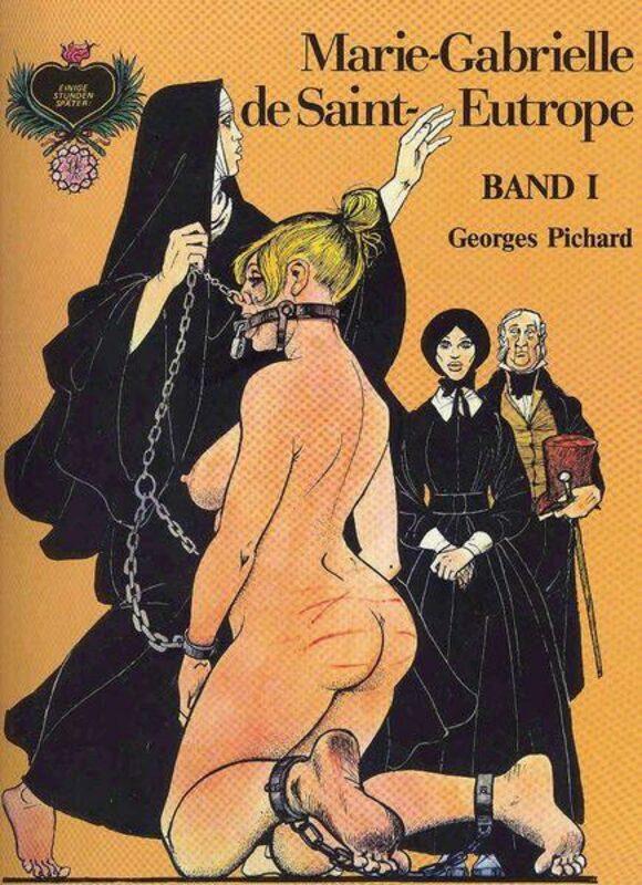 Marie-Gabrielle de Saint-Eutrope Band 1 Comic Bild