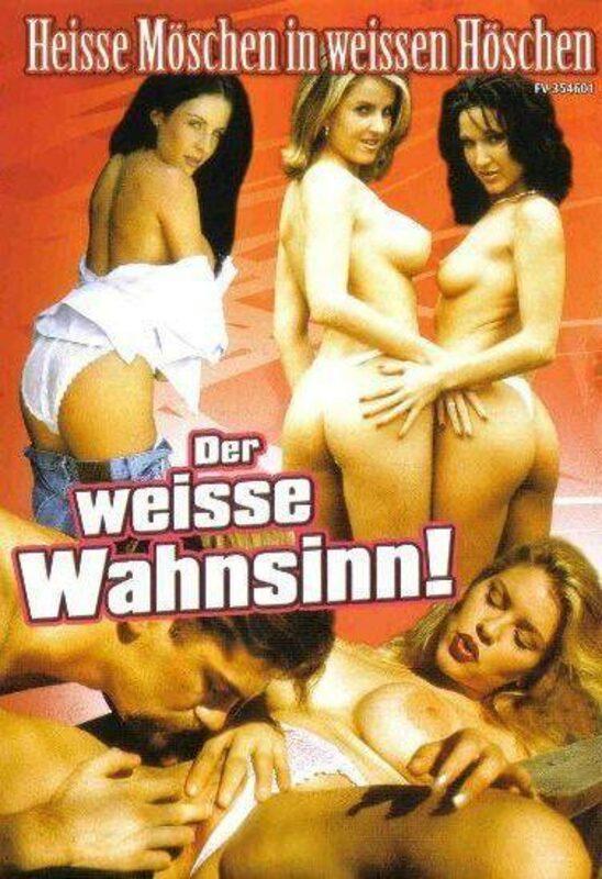 Heisse Möschen in weissen Höschen - Der weisse Wahnsinn DVD Bild