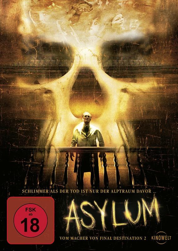 Asylum DVD Bild