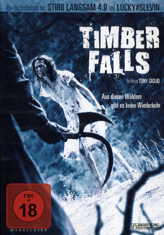 Timber Falls DVD Bild
