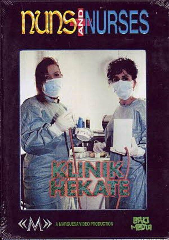 Nuns and Nurses - Klinik Hekate Porno | XJUGGLER DVD Shop