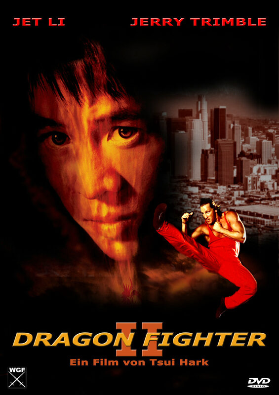 Jet Li - Dragon Fighter II DVD Bild