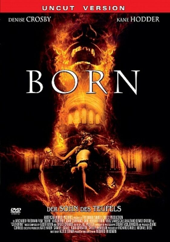 Born - Uncut Version DVD Bild