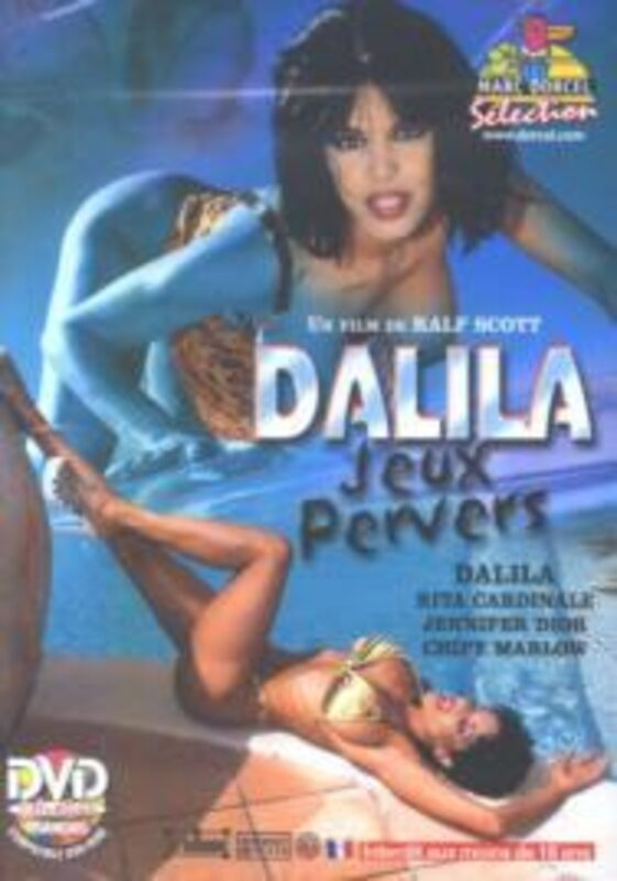 Dalila Jeux Pervers DVD Bild
