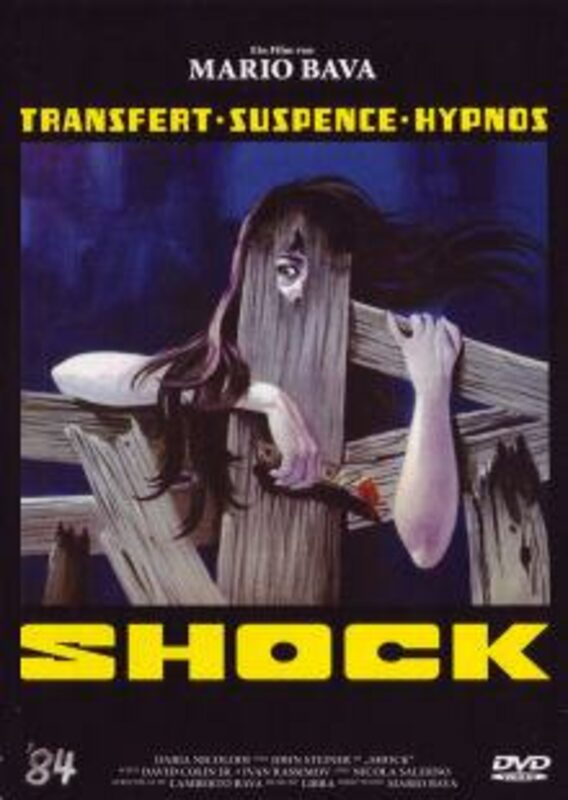 Shock - Limited Edition - Cover A DVD Bild