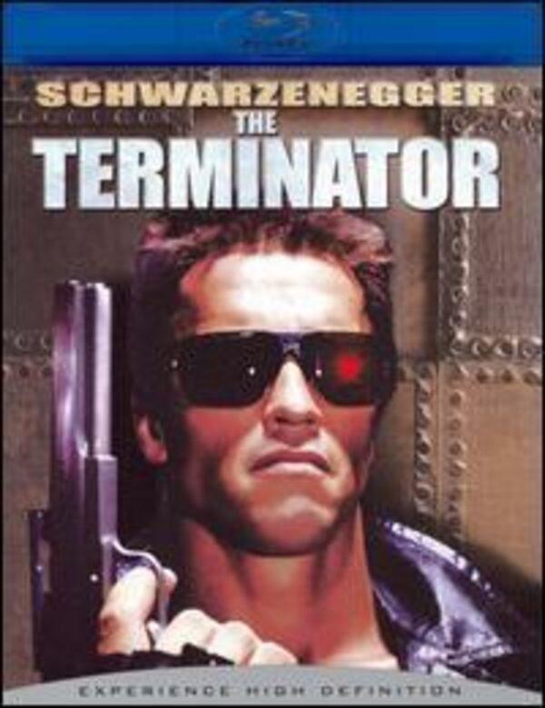 The Terminator (Blu-Ray) HD-DVD Bild