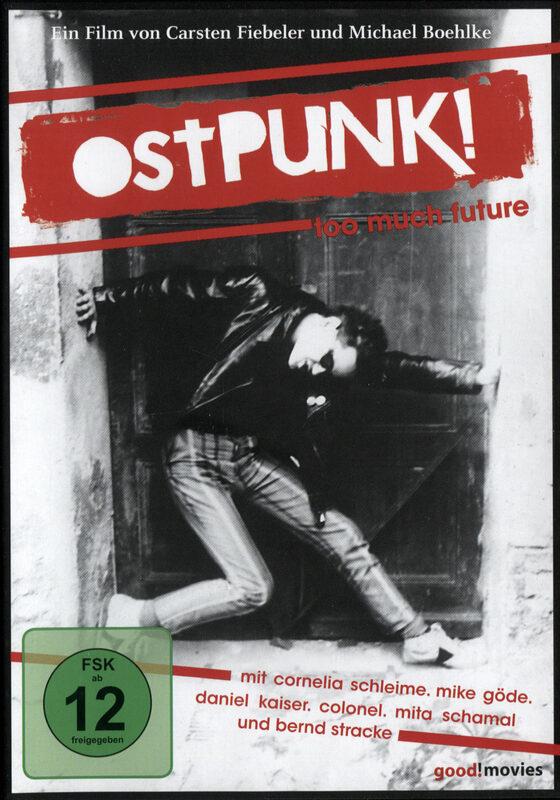 Ostpunk - Too Much Future DVD Bild