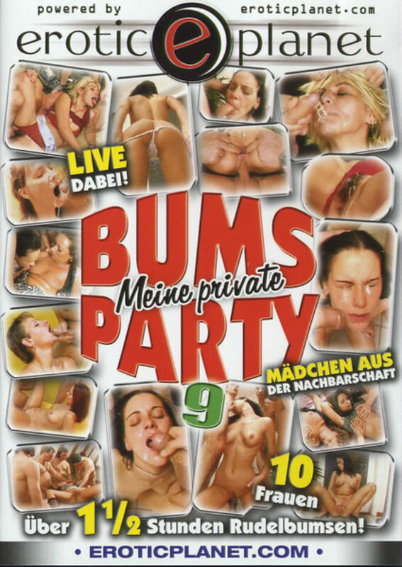 private gangbang party porno dvd kostenlos