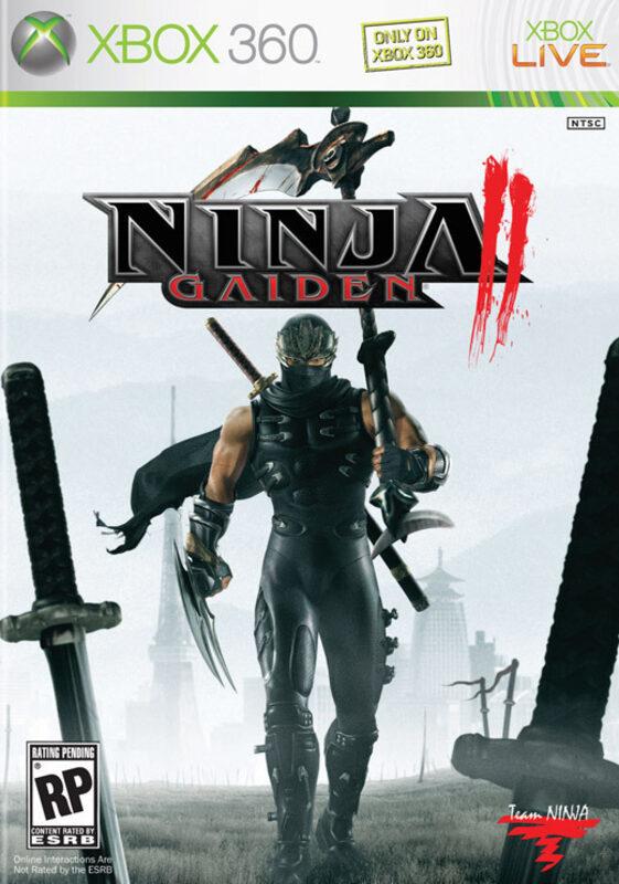 Ninja Gaiden 2 XBox 360 Bild