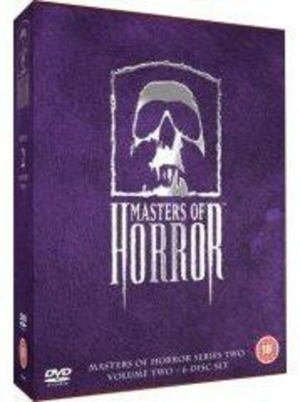 Masters Of Horror Series 2 Vol.2 Box Set (7DVDs) UK DVD Bild