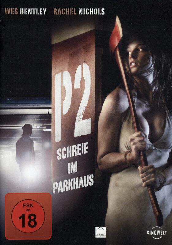 P2 - Schreie im Parkhaus DVD Bild
