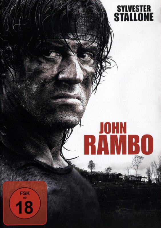 John Rambo DVD Bild