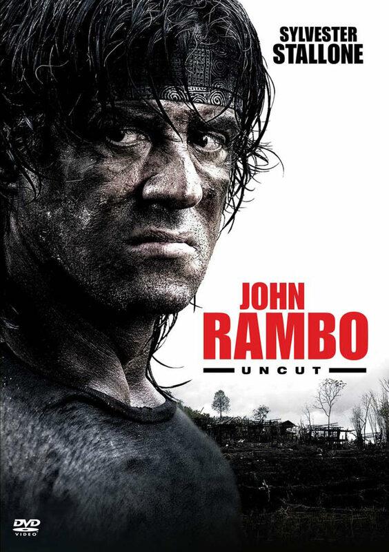 John Rambo - Uncut DVD Bild